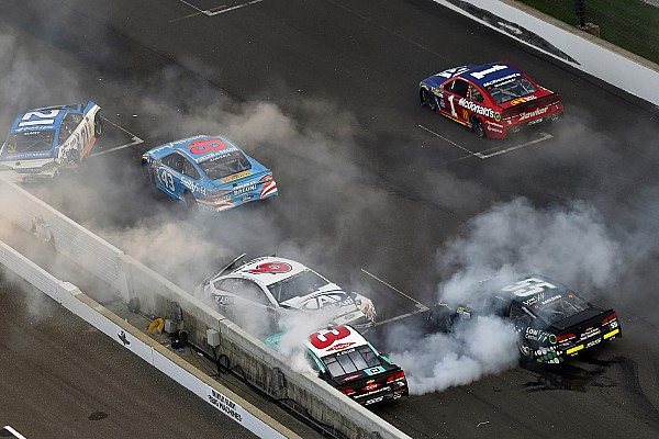 NASCAR Cup Special feature NASCAR Roundtable: Why was the Brickyard 400 so chaotic?
