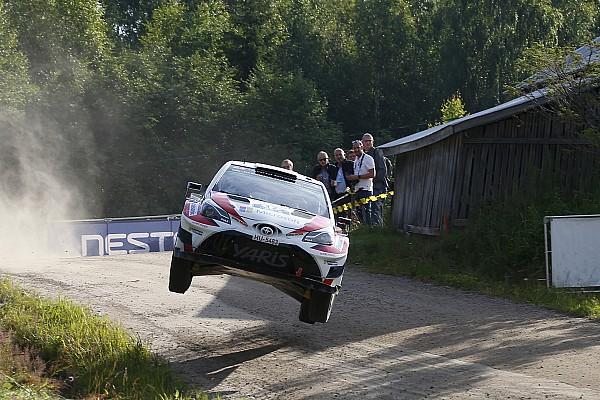 Лаппи одержал первую победу в WRC