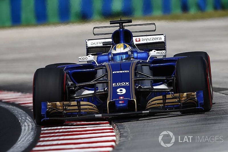 【F1】ザウバー、アップデートによりエンジンを全開で使用可能に