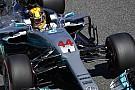 Hamilton conduz teste de pneus na próxima quinta na França