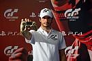 Sim racing Карлос Сайнс став послом GT Sport