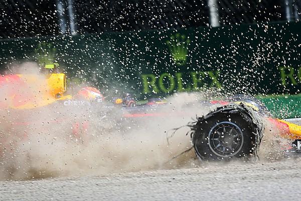 F1 Red Bull sabe que recibirá más penalizaciones