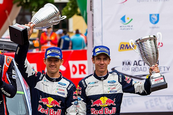 Ogier says not taking 'kamikaze' approach paid off