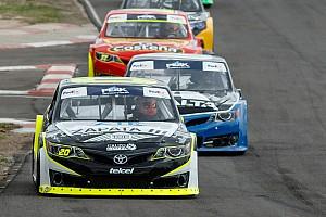 NASCAR Mexico Reporte de la carrera Victoria de Abraham Calderón en Aguascalientes