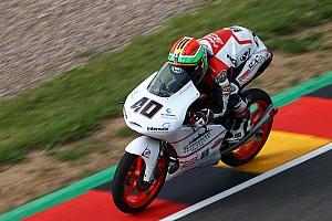 Moto3 Ultime notizie Frattura a un pollice per Darryn Binder, salterà la gara di Brno