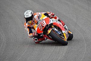 MotoGP Trainingsbericht MotoGP 2017 am Sachsenring: Marquez mit Samstags-Bestzeit, Folger 3.