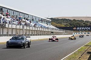 FIA F2 News Formel 2: Defektes Safety-Car sorgt für Startverzögerung