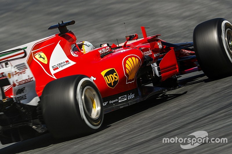 Tech analysis: Ferrari keeping pace with Mercedes in upgrade race