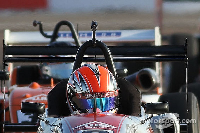 Pelfrey adds Tomaselli to USF2000 squad