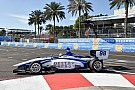 Indy Lights St Pete Indy Lights: Herta holds off Urrutia for Race 2 win