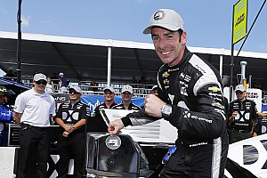 IndyCar Qualifying report Toronto IndyCar: Pagenaud takes stunning first pole of the year