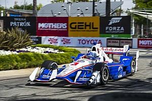 IndyCar Qualifyingbericht IndyCar: 3. Long-Beach-Pole in Folge für Helio Castroneves