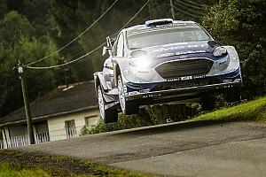 WRC Son dakika Tanak, Toyota söylentilerine rağmen M-Sport'ta kalmak istiyor