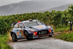 WRC News WRC-Rallye Deutschland: Thierry Neuville muss aufgeben