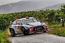 WRC WRC-Rallye Deutschland: Thierry Neuville muss aufgeben