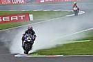 Fotogallery: Lowes rompe il motore e Bradl cade sul suo olio