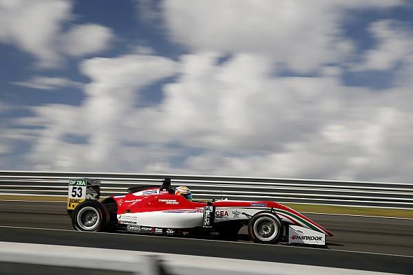 Илотт выиграл вторую гонку Евро Ф3 в Зандфорте