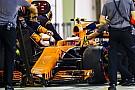 Вандорн не сможет стартовать в Бахрейне из-за поломки мотора