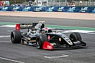 Formula V8 3.5 Spa F3.5: Fittipaldi sets the pace in second qualifying