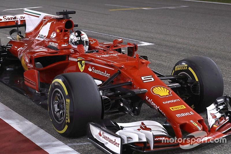 "Sebastian Vettel bejubelt ""großartigen Tag"" nach F1-Sieg in Bahrain"