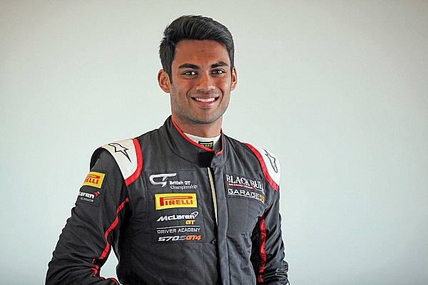 British GT Interview Lower cost, more opportunities key to British GT move - Rabindra