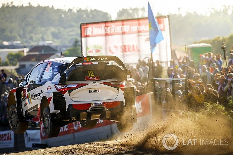 Прыжок года: Лаппи выиграл награду WRC