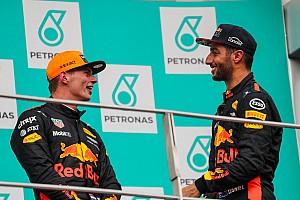 Formule 1 Nieuws Red Bull wil Verstappen en Ricciardo behouden tot eind 2020