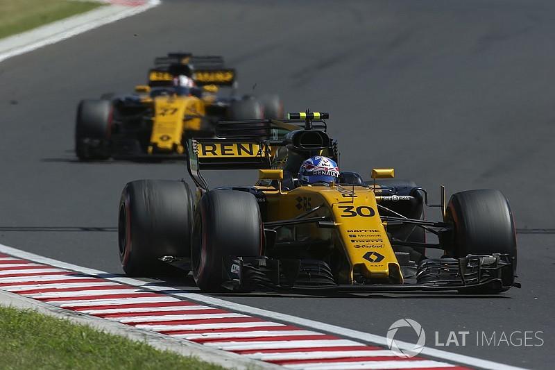 F1 2017: Renault plant Motorenupdates für die nächsten Rennen