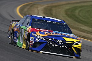 NASCAR Cup Race report Kyle Busch takes Stage 1 win at Pocono