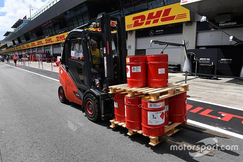 FIA ужесточила правила контроля за расходом топлива