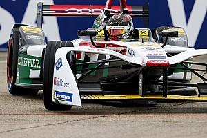 Формула E Отчет о квалификации Абт выиграл квалификацию гонки Формулы Е в Берлине
