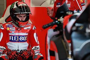 MotoGP Son dakika Gabarrini: Lorenzo Stoner'a göre daha az