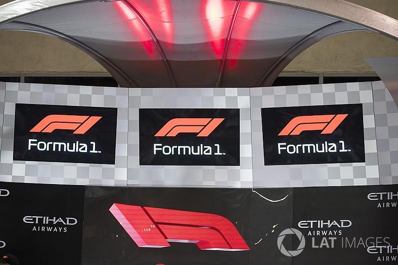 Bratches: Formula 1'in logosu eskimişti