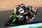 Rea marca el ritmo del WorldSBK en Jerez pese a una caída (vídeo)
