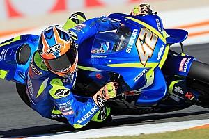 Suzuki: Rins vor Rossi, Privilegien kehren 2018 zurück