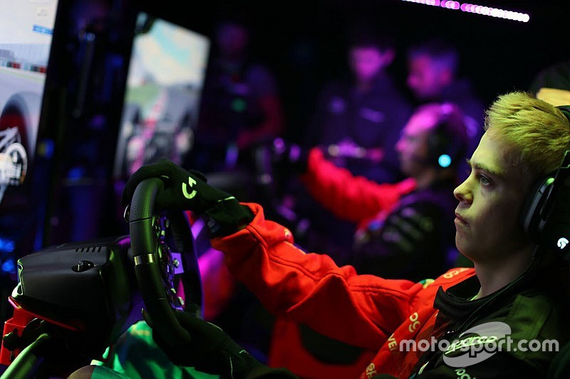 Le dauphin du World's Fastest Gamer va rouler en Formule Renault Eurocup