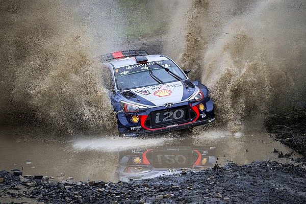 WRC Australië: Neuville domineert, problemen voor Ogier
