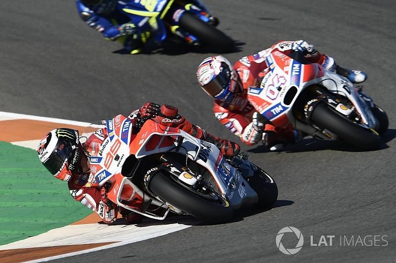 """Dovizioso: """"Lorenzo sarà veloce, ma tra quello e vincere c'è differenza"""""""