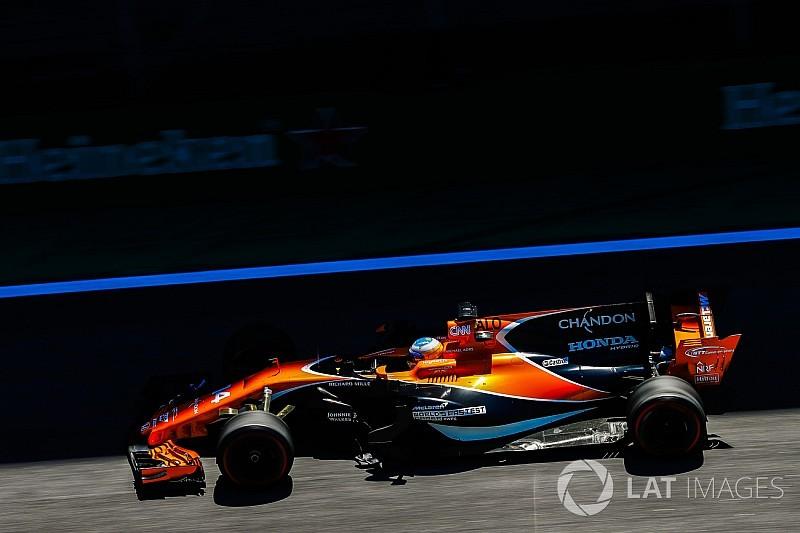 Para McLaren, 8º no Brasil fez punições valerem a pena