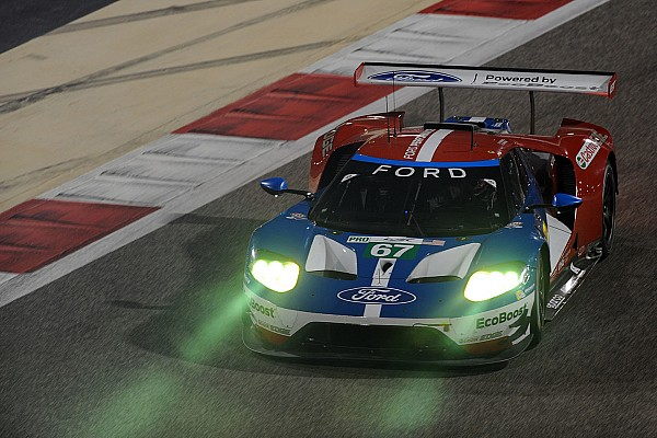 Ford retains GTE drivers for 2018/19 WEC season