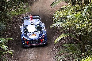 WRC Etappenbericht WRC Australien: Mikkelsen fällt aus - Thierry Neuville übernimmt