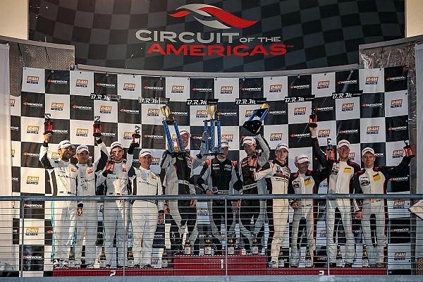 24H COTA USA: Herberth Motorsport crowned 2017 champions