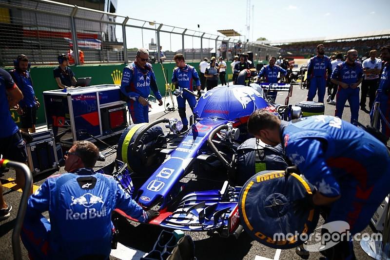 Los equipos de la F1 apoyan prohibir los calentadores