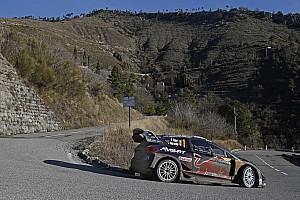 WRC Resumen de la etapa Ogier suma en Montecarlo su 5º triunfo consecutivo y arranca 2018 dominando