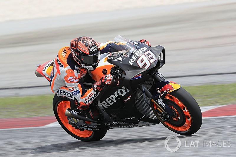 Márquez considera que avanzó en el desarrollo de su Honda