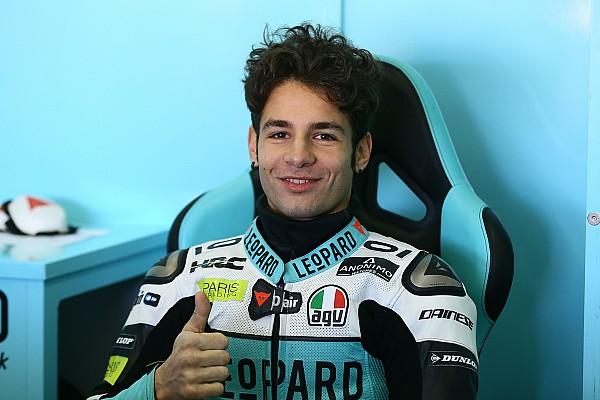 Moto3 Intervista Dalla Porta si gode il primo podio: