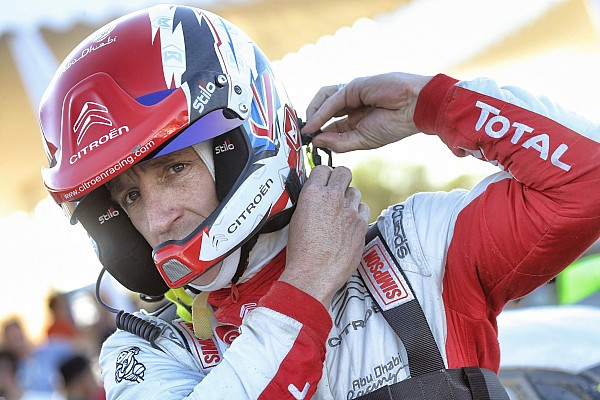 WRCメキシコで3位表彰台のミーク「物凄い悔しさを味わった」