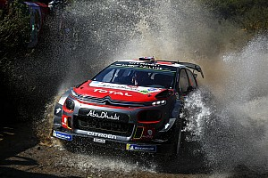 WRC Motorsport.com hírek Nagyon látványos képek a Mexikói Raliról: Loeb visszatért