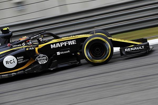 Sainz, Renault'nun gelişmesi konusunda Marko ile hemfikir
