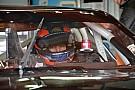 NASCAR Euro Francesco Sini scores maiden podium at Brands Hatch